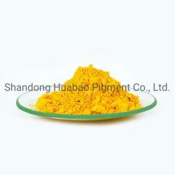 플라스틱에 노란색 H4GC 옐로우 151 유기농 안료 색상