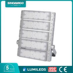 Floodlighting LED com lente Opic Lumileds chips LED e externas Driver MW
