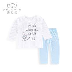 Bambini che coprono la breve biancheria intima del neonato della molla del manicotto