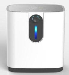 1L 3L 5L pequeña Mini Inicio móvil chino generador de oxígeno con el precio para portátiles de viajeros