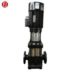 Modello centrifugo a più stadi verticale delle pompe ad acqua dell'acciaio inossidabile