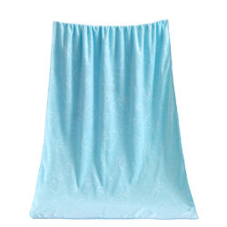 100%の高品質の中国の製造業者からの柔らかい感じの浴室タオル