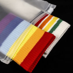 OEM sacos de embalagem para vestuário Limpar Ziplock Zipper PE sacos de plástico