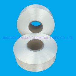 Pet reciclado funcional de hilados de filamento FDY ignífugo/Quick-Cool/Cool/sentido de carbón de bambú