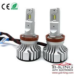 6000LM extremadamente brillante H8 H9 H11 H16 Antiniebla LED Bombilla del faro de coche