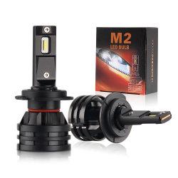 小型インポートチップ 12000lm H4 H7 H11 9005 9006 LED ヘッドランプバルブ