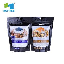Steh-up-Tasche für Lebensmittelverpackungen Plastiktüte für Snacks oder Haustiernahrung