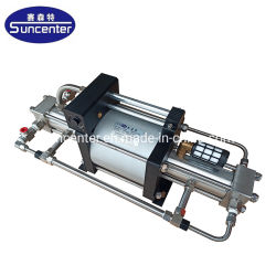 Suncenter Air Compressed Helium Oxygen Gas Pressure Recovery Booster Pump