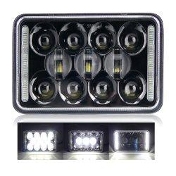 مصباح العمل LED للشاحنة 4x6 معتمد من النقطة