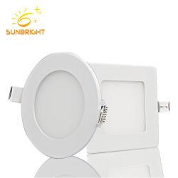 Di superficie freddo caldo di bianco 18W 36W della natura di Dimmable montato intorno all'indicatore luminoso di comitato quadrato del soffitto LED del LED
