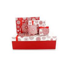 Embalagens alimentares sazonais personalizado Caixa de oferta