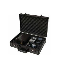 Дешевый алюминий чехол для цифровой фотокамеры с Knapsack ремень (HC-1002)