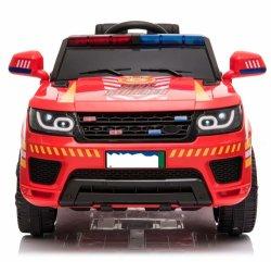 2.4G Remote ControlのOnekey Start Police Children Car