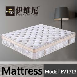 침대 거품 매트리스 홈 가구를 위한 파이브 스타 호텔 겹켜 소형 봄