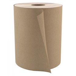Reciclado de la fábrica Kraft ultra absorbente herida duro el rollo de papel toalla