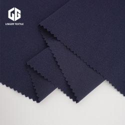 Haute qualité crêpe polyester Tissu 100d avec l'élasthanne pour les vêtements