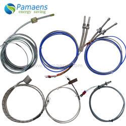 Sensore di temperatura veloce di risposta, sensore di Rtd, tipo termocoppia, tipo termocoppia, PT100 del K di J con la consegna veloce