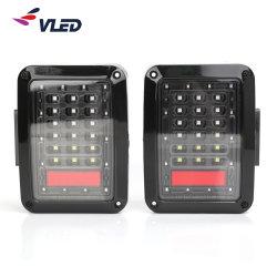 Segnale di giro/funzionare/freno/indicatori luminosi di freno d'inversione del segnale di girata del LED con l'indicatore luminoso bianco della coda dell'ambra DRL LED per l'automobile