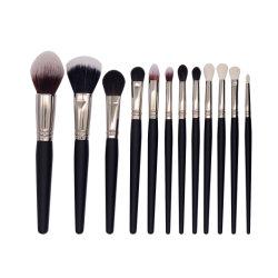 2019 Venta caliente cosméticos Premium 12 pzas conjunto profesional pincel de maquillaje