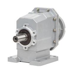 Riduttore di velocità elicoidale montato piede della scatola ingranaggi della trasmissione dell'attrezzo con l'asta cilindrica