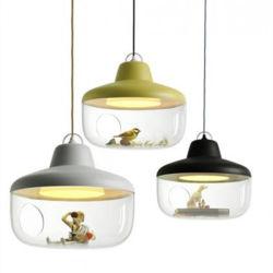 Estilo europeo contemporáneo bebé Decoración Iluminación lámpara de araña de acrílico