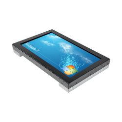 13.3'' 오픈 프레임 TFT LCD 모니터 터치 스크린 Windows 7 8 10