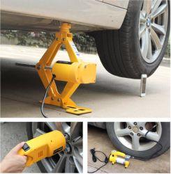 Elevador eléctrico de automóvel de 12V o Macaco Hidráulico Conjunto de ferramenta chave de impacto de Elevação/Ferramentas Manuais Ferramenta/Set/Ferramentas de Hardware