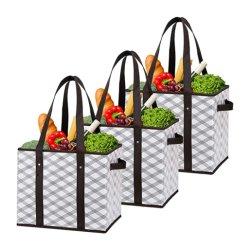 Personalizadas Design de logotipo barato venda quente PP Saco Non-Woven promoção no supermercado