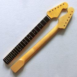 Rosewood 핑거보드를 이용한 맞춤형 21 Fret Vintage strat Guitar Neck
