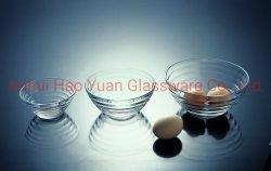 Настраиваемые очистить стеклянные чаши для фруктов /Питание посудой или гостиницы