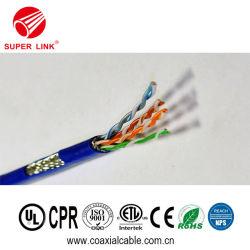 4p UTP/STP/FTP/SFTP Cat5/Cat5e/CAT6 im Freien wasserdichtes Verkabelungs-Netz-Kabel der LAN-Kabel-Kommunikations-Kabel-Katze-5