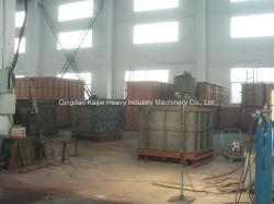 Fabricante de caixas de areia / frasco para a Fundição