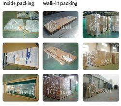 Starkes Verpackungs-Gewächshaus für Pflanzen und Blumen (Verpackung)