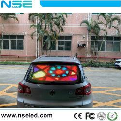 Nse LED車の後部窓のデジタル表示装置