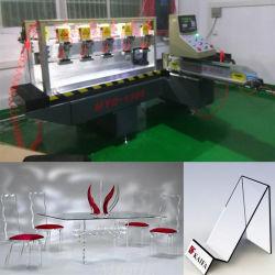 Акриловый Signages Adverting/Светодиодный индикатор обработки машин