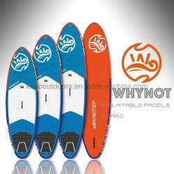 12' X 32'' x 6'' de Sup hinchable Stand Up Paddle Board con el kit completo que Fin, la bomba, Paddle y Bolsa de transporte