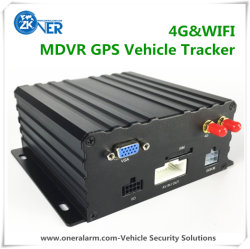 GPS Mdvr 4G WiFi Mobile DVR с GPS слежения и видео
