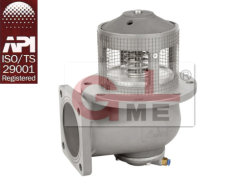 Parte inferior de alumínio de 4 pol. do Tanque de Óleo da Válvula de gasodutos de emergência (C804CQ-100)