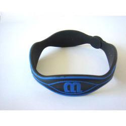 Nouveau design personnalisé équilibre Bracelet en silicone