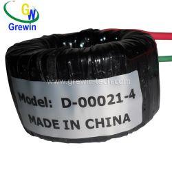 Transformateur de courant (ronde GWD-00021-4) , Noyau toroïdal transformateur miniature