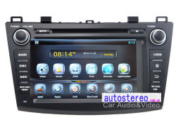 Android 4.2.2 Car Sereo GPS Navigation für Mazda 3 2010+