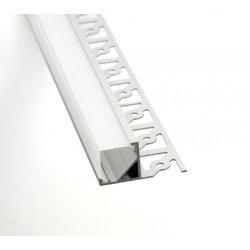 42*20 LED de aluminio perfil rebajado de Drywall Channel