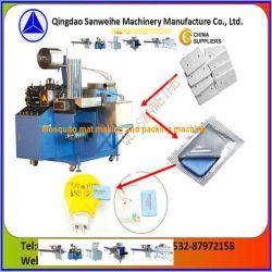 투약하고 포장기 Sww-240-6 모기 매트 액체