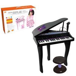 Instrumentos musicais de alto grau de Piano Eletrônico de plástico com PT71 (10204945)