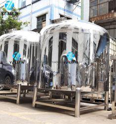 Estilo fijo químicos del aceite de acero inoxidable tanque contenedor de agua de perfume Crema loción de equipos de almacenamiento sellado