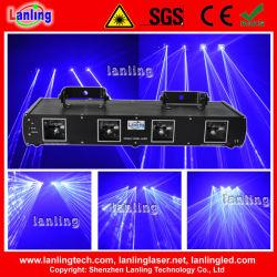 1200MW de Projector van de Laser van de Lens van BB Vier