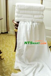 Отель полотенце, велюровой тесьмой полотенце, полотенца