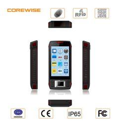 De Androïde Slimme Telefoon van 4.3 Duim met de Lezer van de Vingerafdruk en RFID