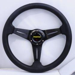 350 мм Momo Racing/ рулевого колеса автомобиля функцией автонастройки принадлежности/гонок1001740 рулевого колеса (HL)