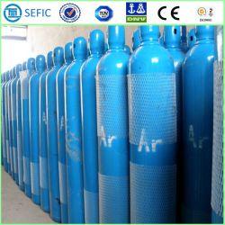 40L'Argon sans soudure en acier à haute pression du vérin (l'ISO9809-3)